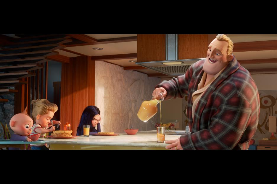 Disney•Pixar's-trailer Incredibles 2