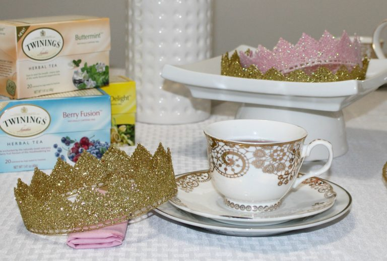 A Royal Tea Party to Celebrate the New Royal Baby!