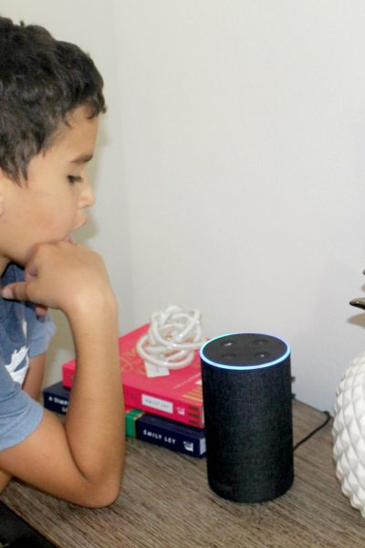 How Alexa Skill Blueprints is Keeping Our Family Connected!