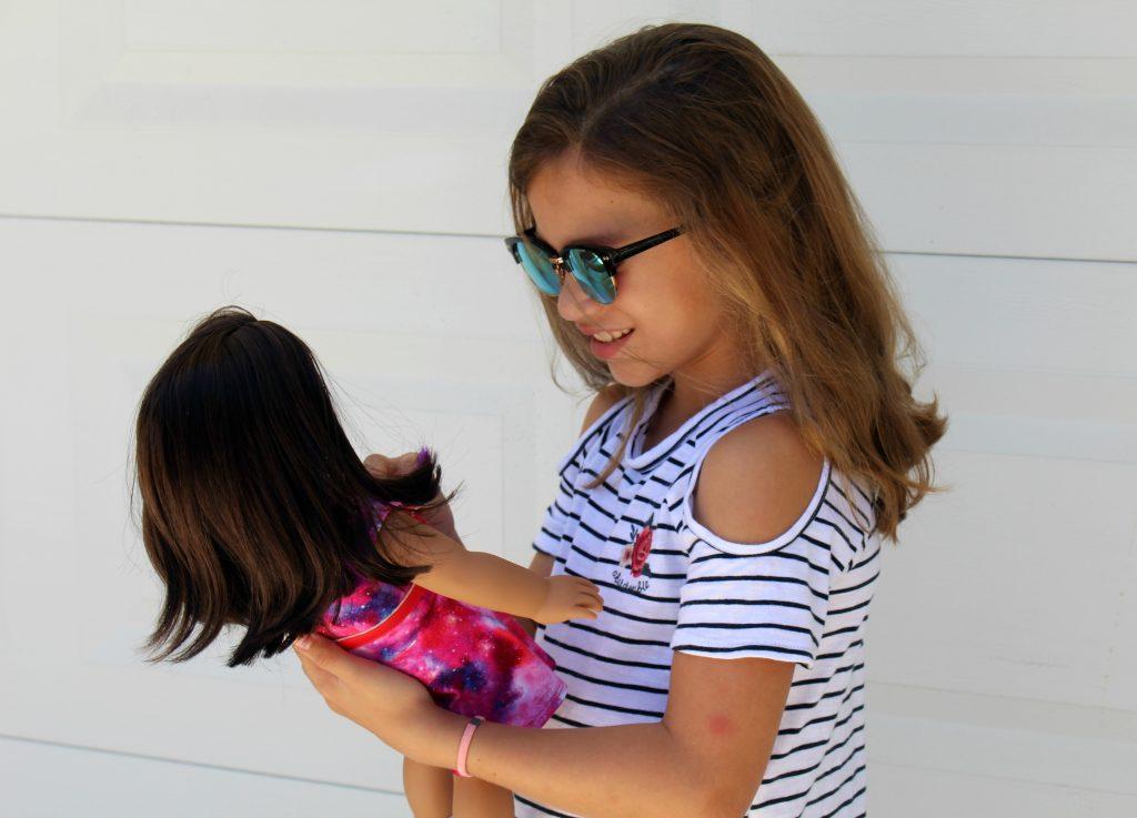 American Girl Doll Luciana