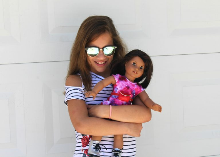 American Girl Doll of the Year 2018 is Luciana Vega