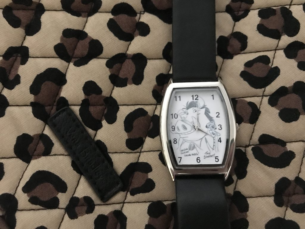 Disney Animal Kingdom Custom Watch Giveaway