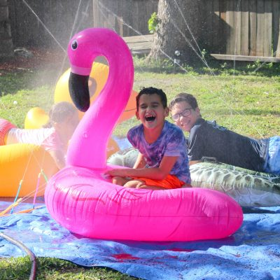 Summer Fun Giant Pool Float Games