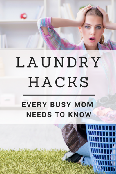 Clever Laundry Hacks To Simplify Laundry