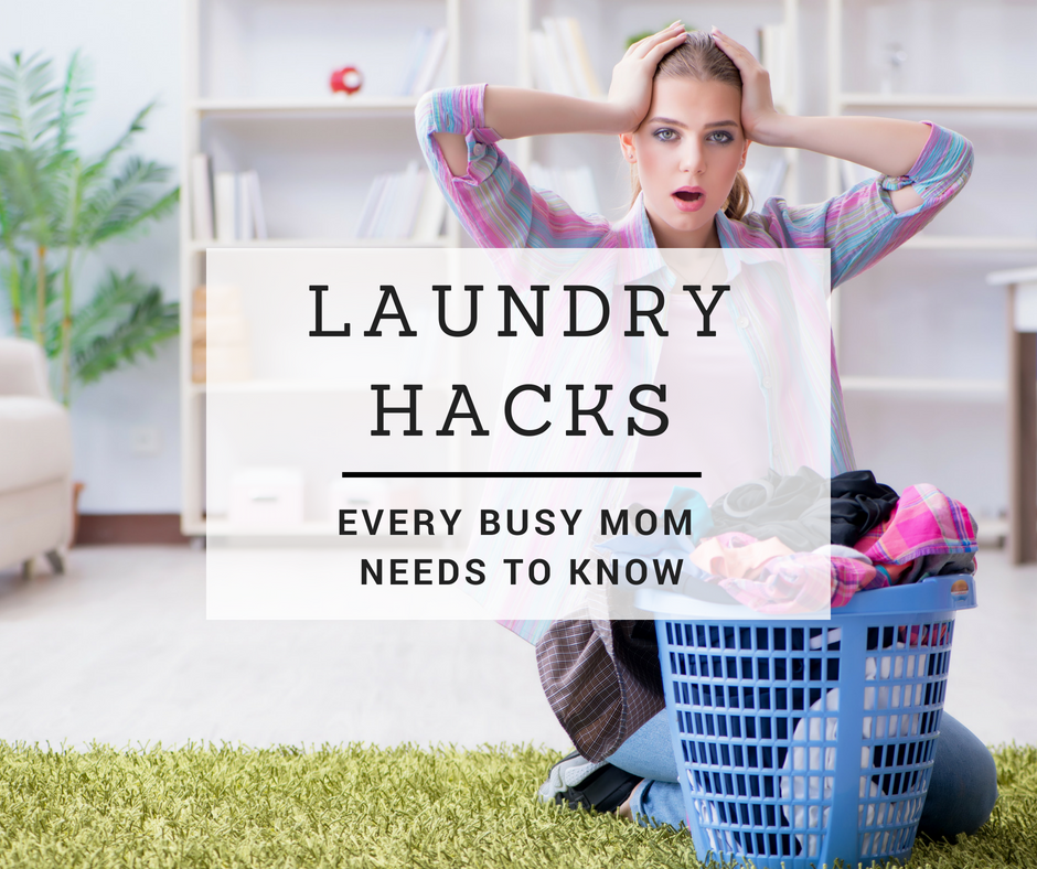 Clever Laundry Hacks