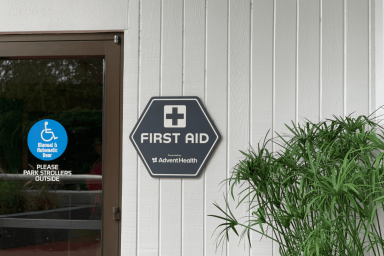 What You Need to Know About Disney's First Aid Stations
