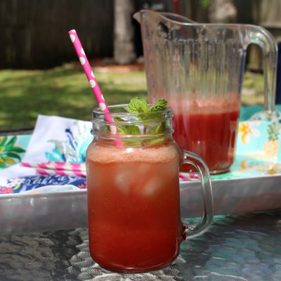 Fresh from Florida Watermelon fizz recipe