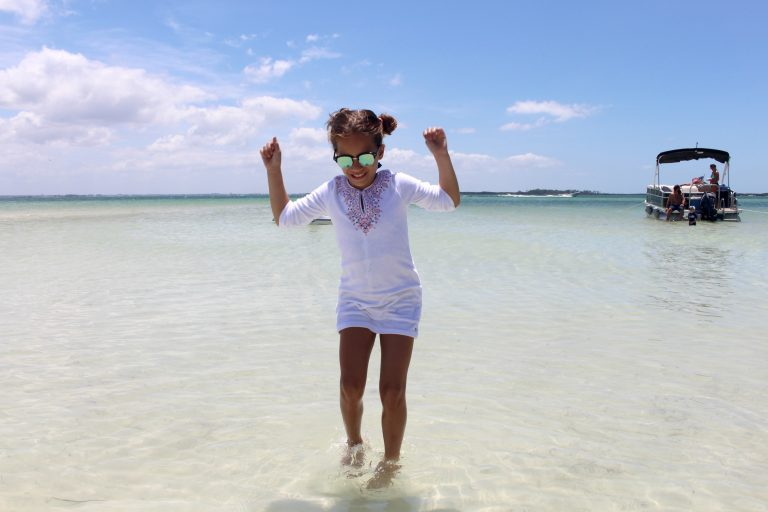 Tips for the Perfect Beach Day with Kids and Garnet Hill Kids