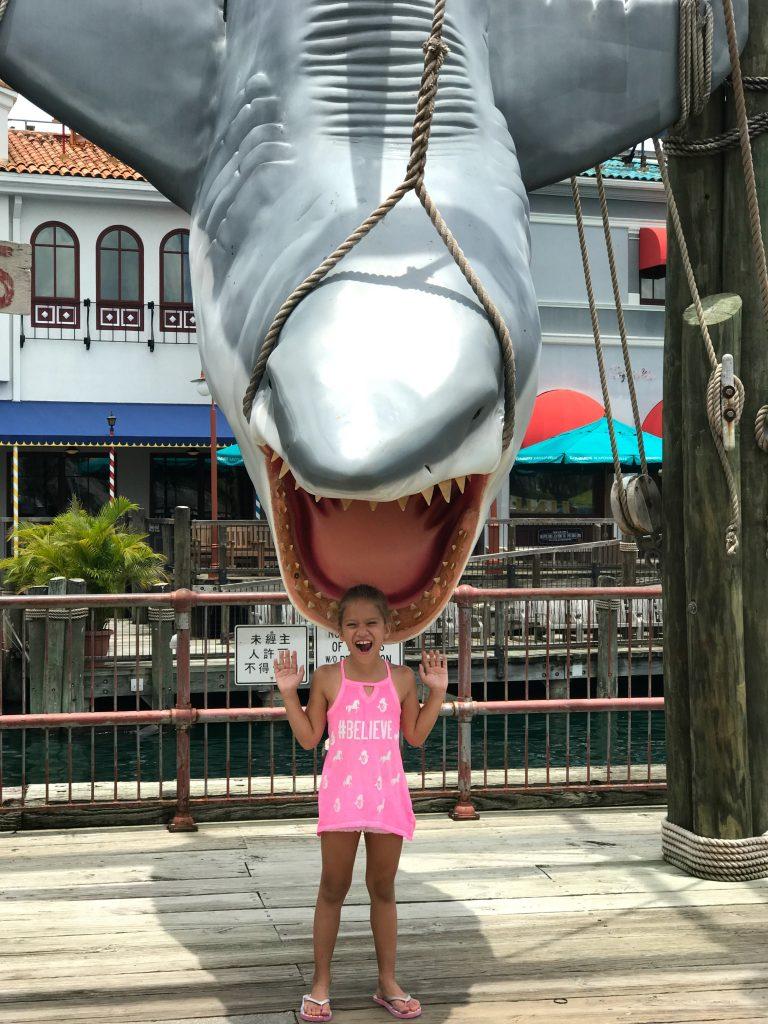 Jaws at Universal Studios Orlando