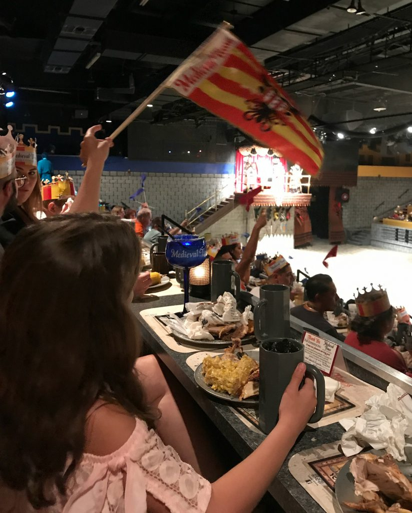 Show at Medieval Times Orlando