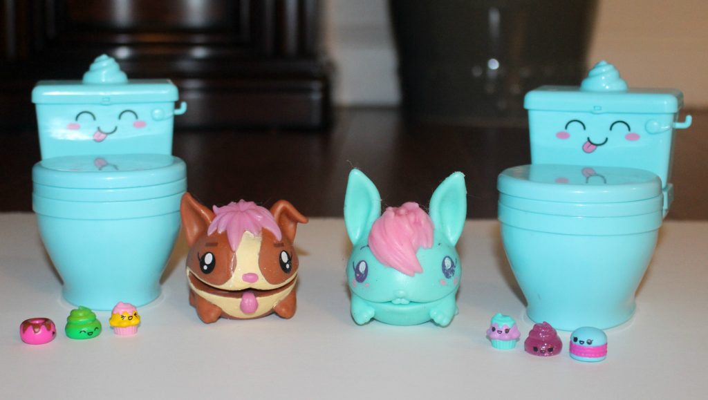 Pooparoos Supriseroos Toy Collection Unboxing