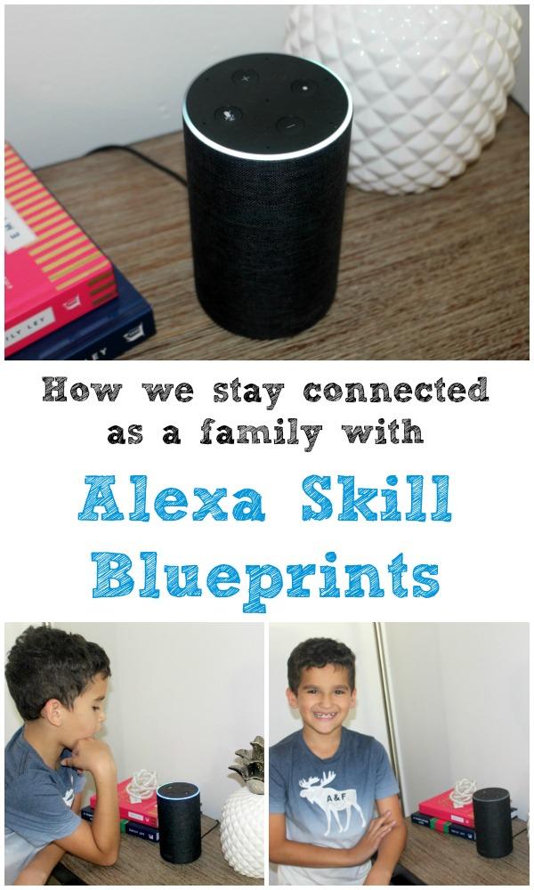 How to Use Alexa Skill Blueprints