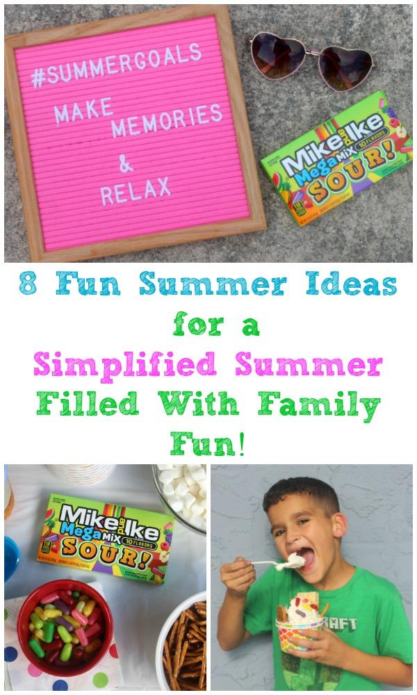 Fun summer ideas simplified summer