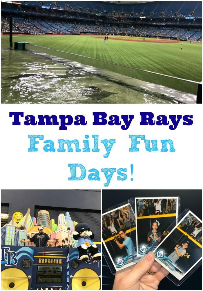 tampa bay rays family fun day at tropicana field tampa bay rays family fun day at