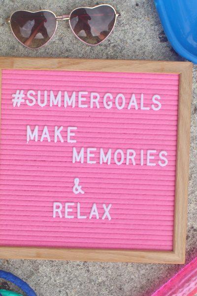Tips for Summer Break