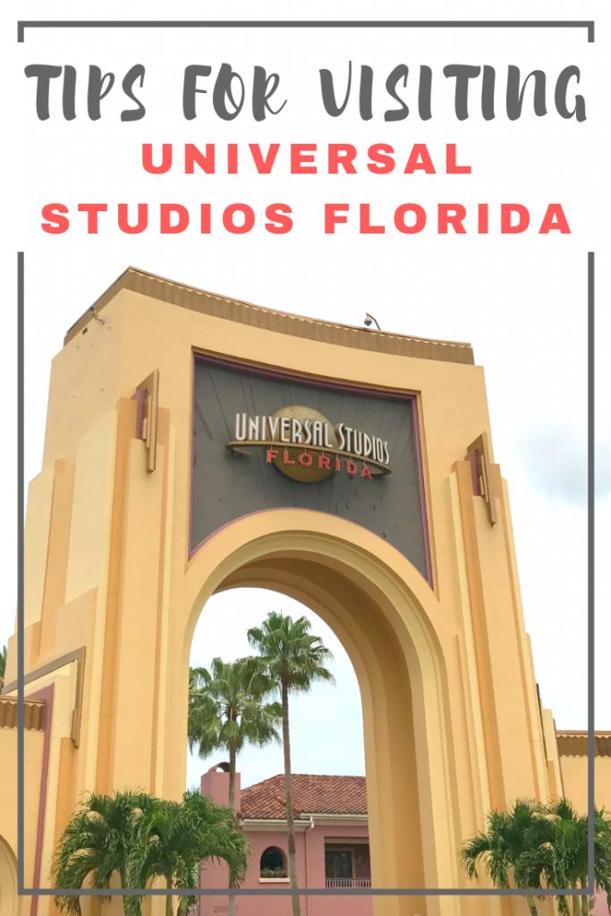Universal Studios Orlando Florida Tips