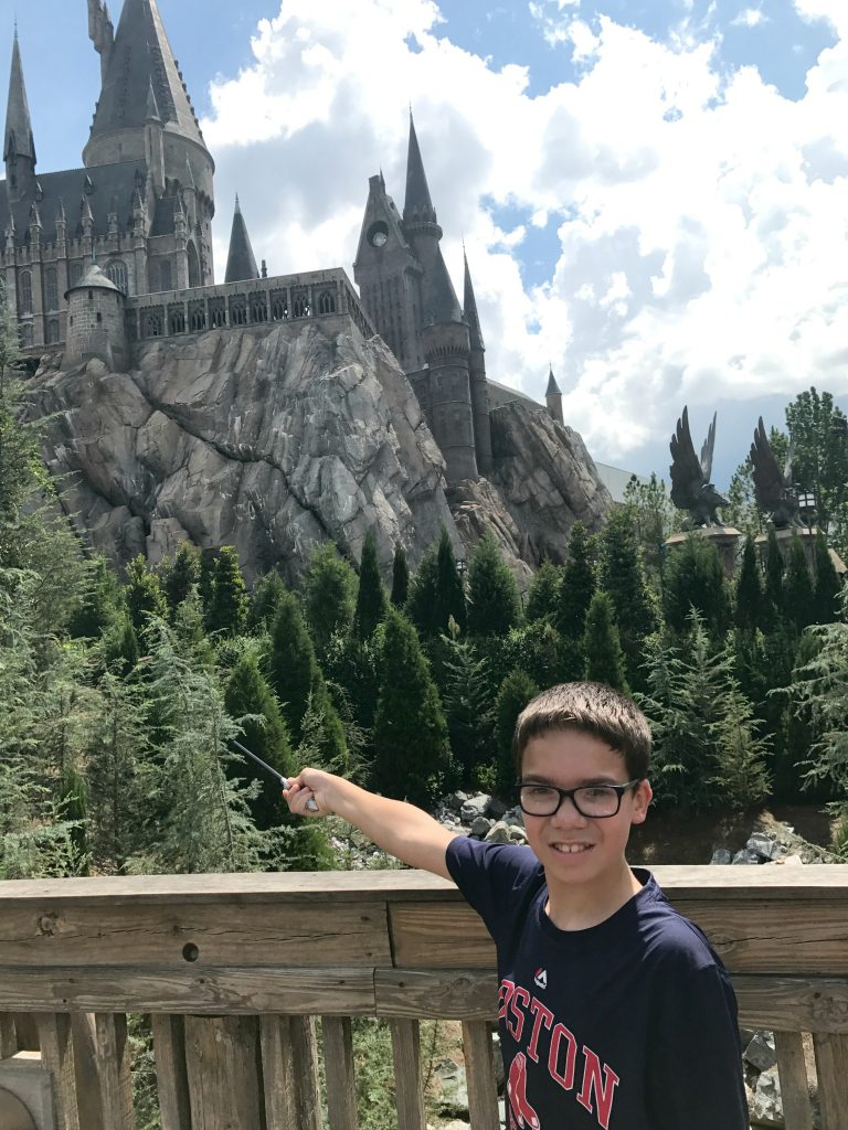 Harry Potter World at Universal Studios Orlando