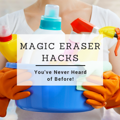 New Magic eraser Uses