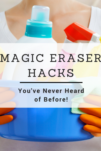 Magic Eraser Uses and Hacks You Haven't Heard of Before