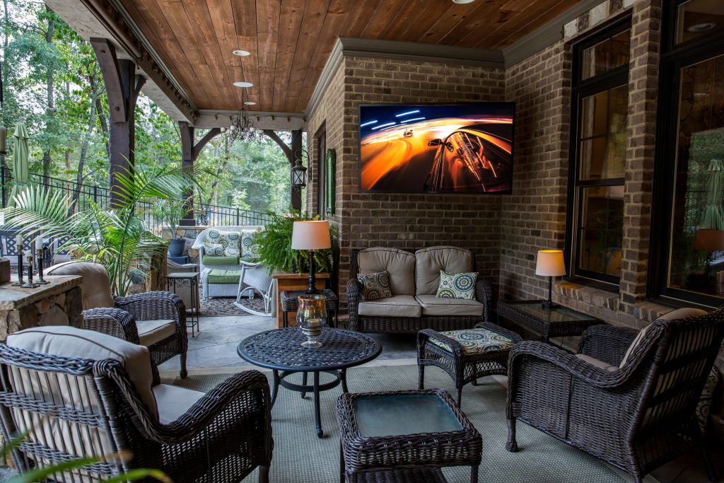 All Weather Outdoor TV