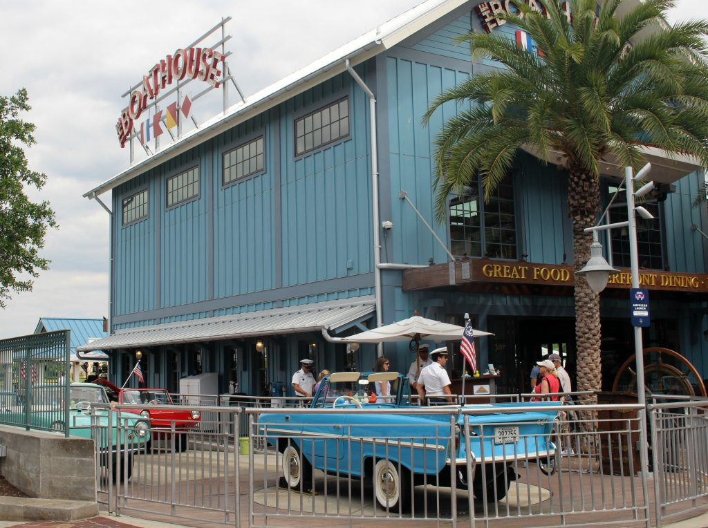 Boathose What to do at Disney Springs