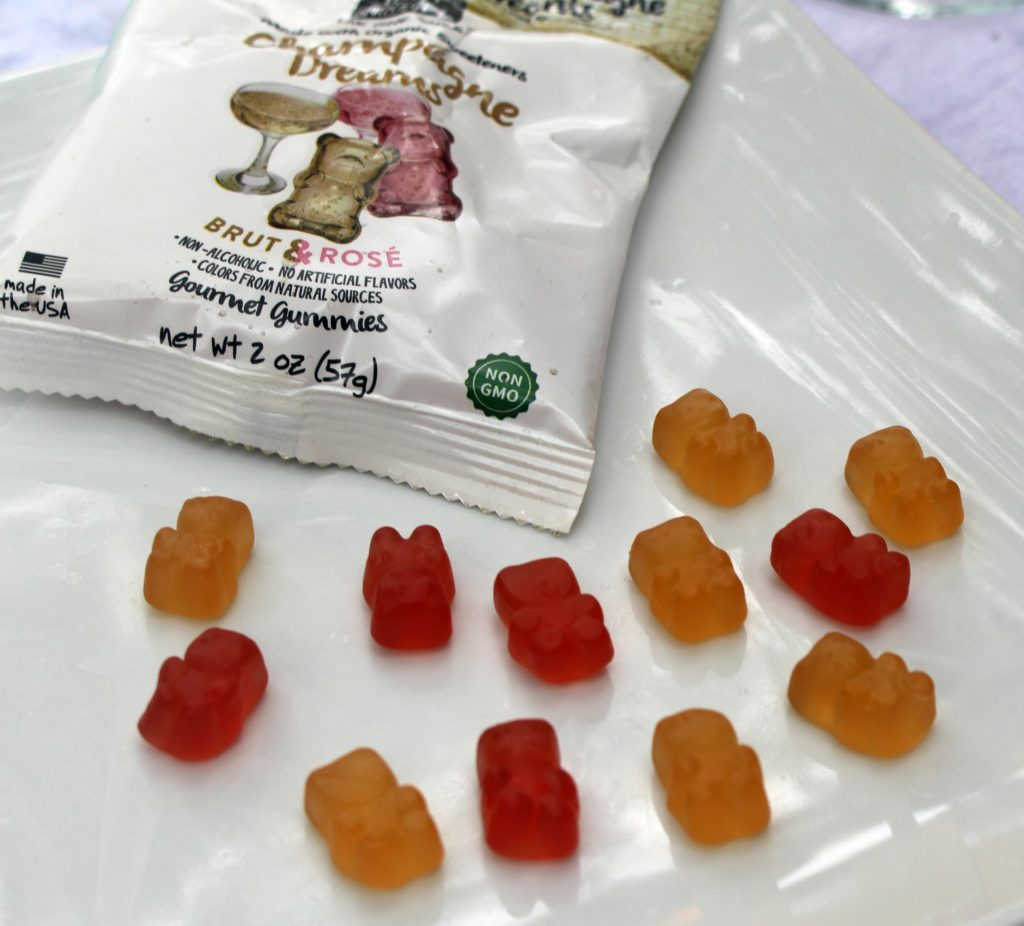 Cool Cocktails Champagne Gummy Bears