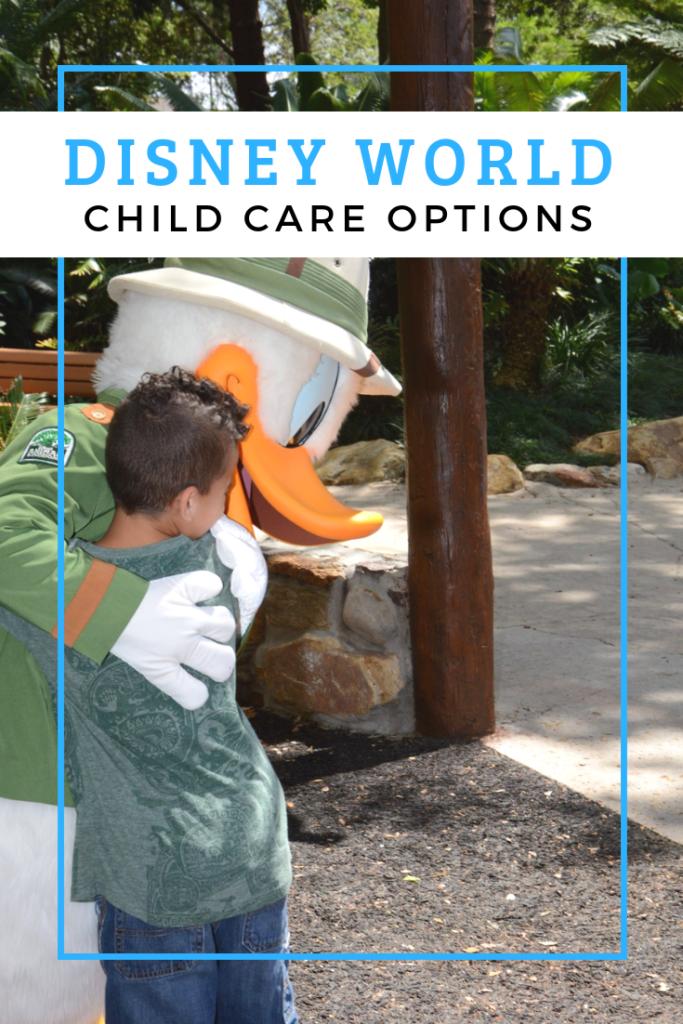 Child Care at Disney World