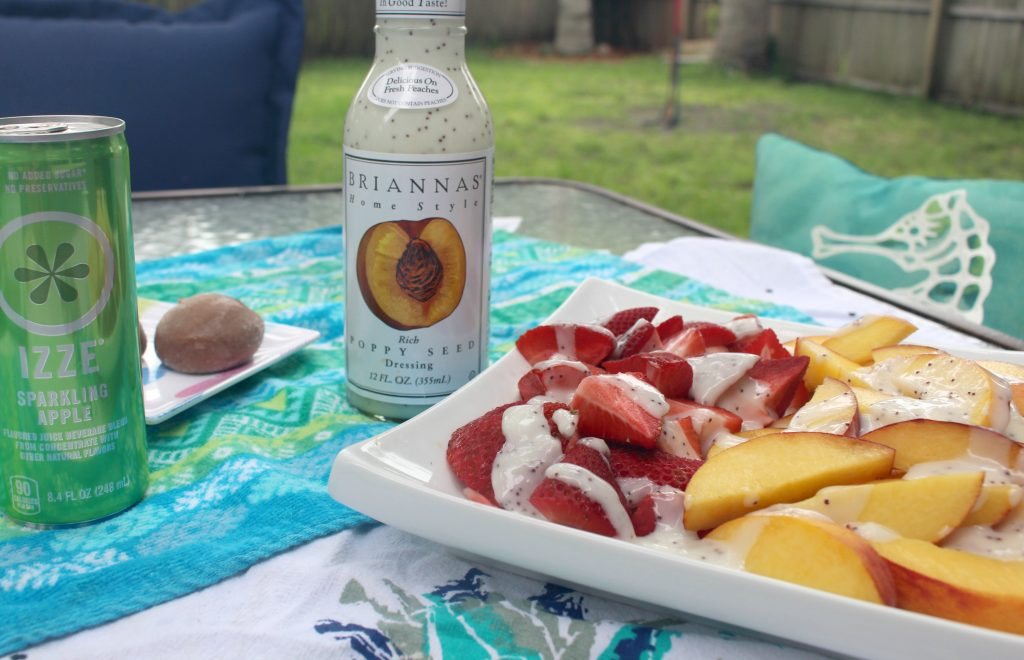 Cool Cocktails and Fresh Summer Foods