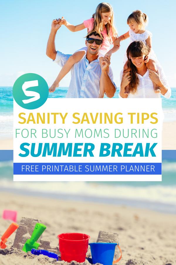 Family Tips for Summer Break