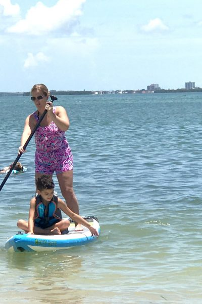 How to get Your Family into Paddleboarding with a Body Glove Inflatable Paddle Boards