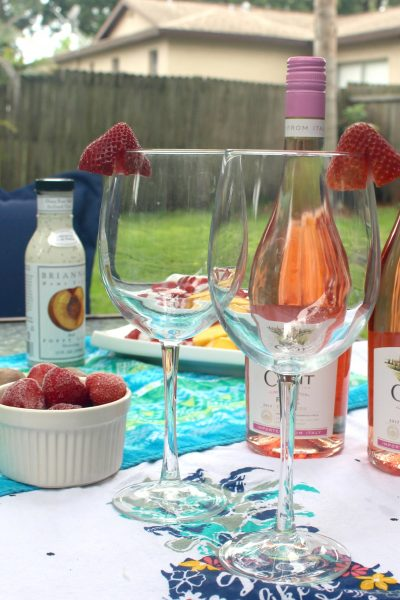 Making Summertime Delicious with Cool Cocktails and Fresh Food!