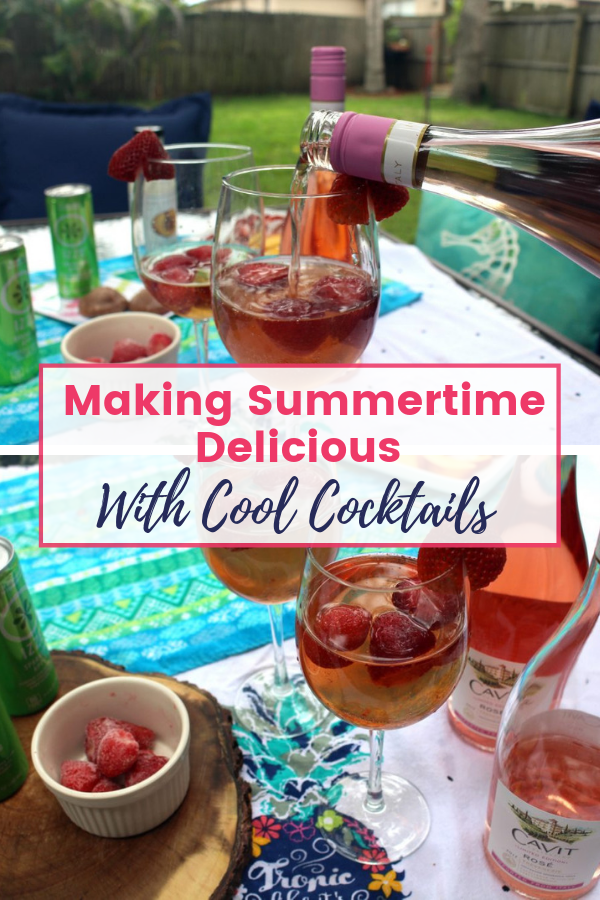 Summer Cocktail Ideas