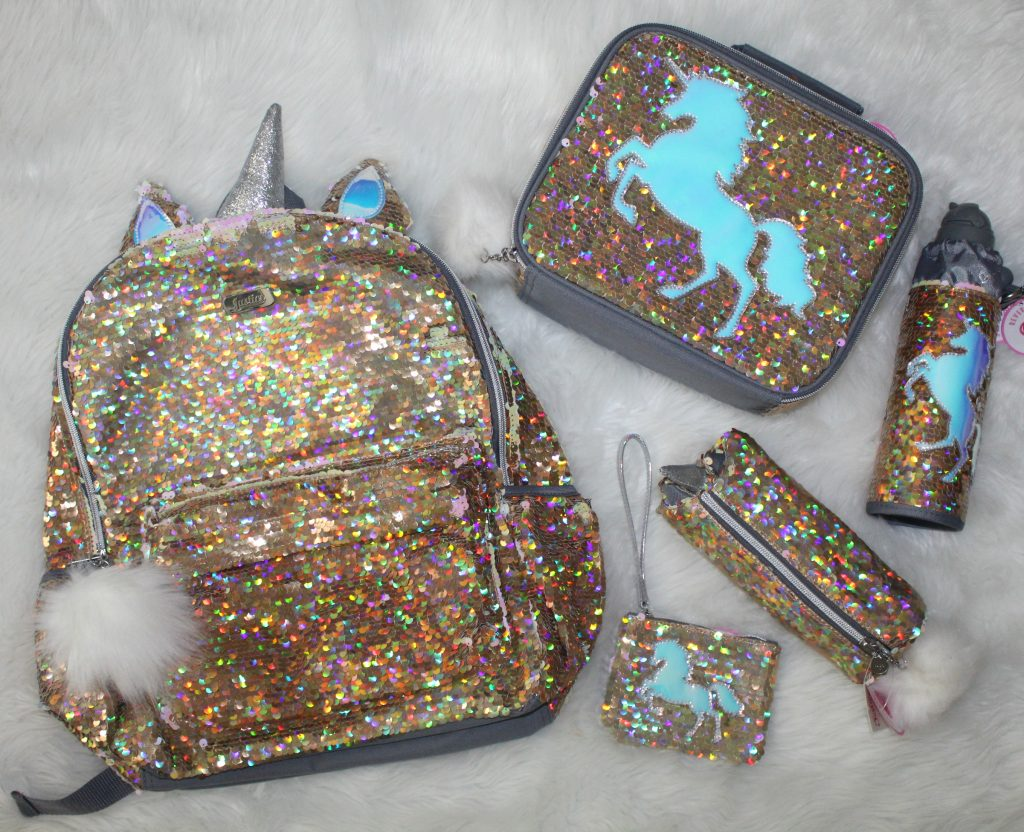 Girls Backpacks at Justice Tweens