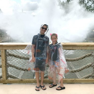 Get Wet at Zoo Tampa