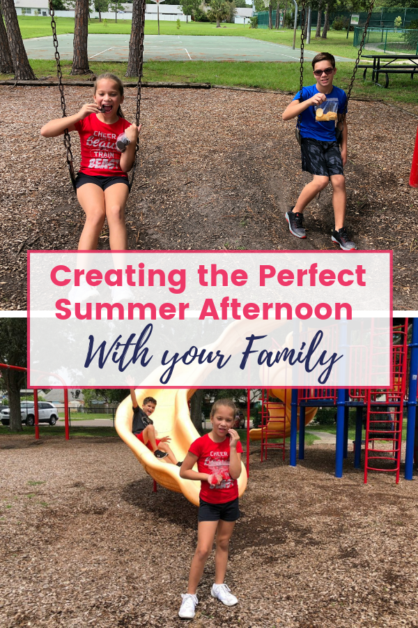 Summer Family Afternoon Tips