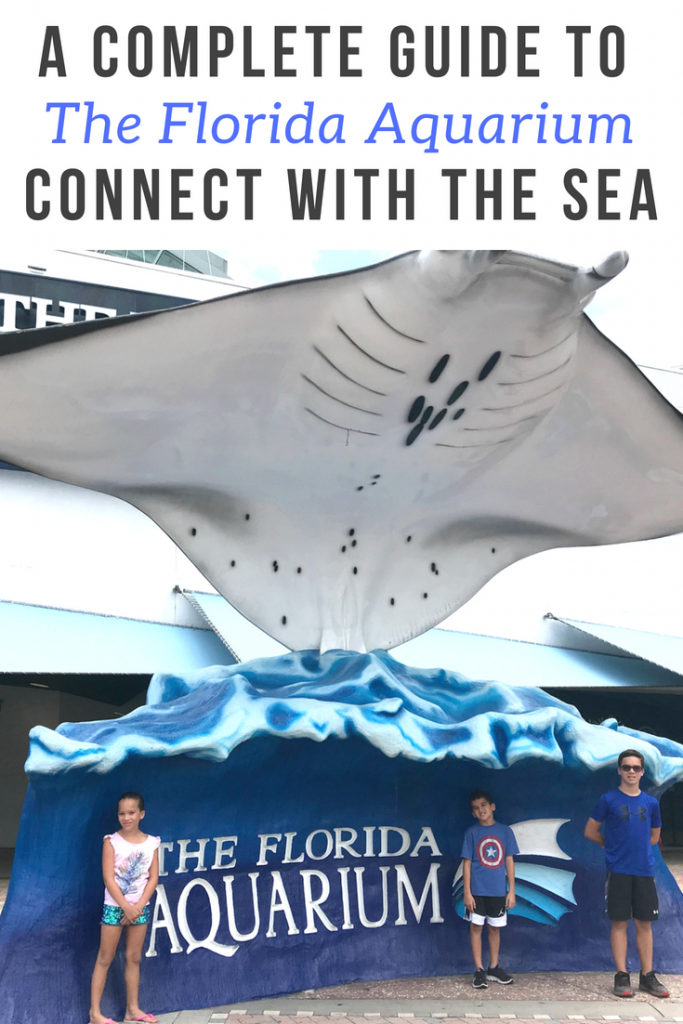 Guide to The Florida Aquarium