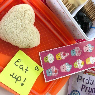 School Lunch box treats
