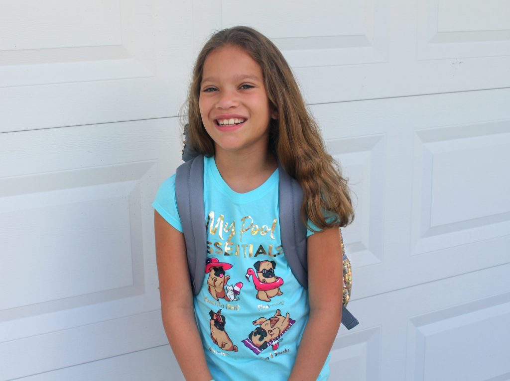 girls tops at justice back to school