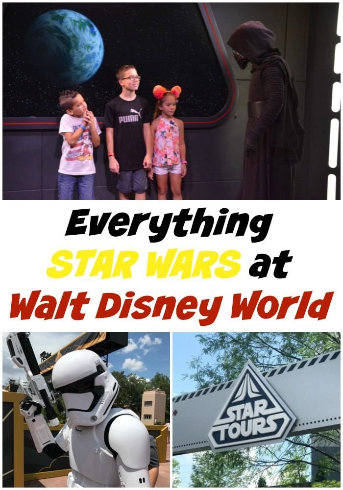 Everything Star Wars at Disney World
