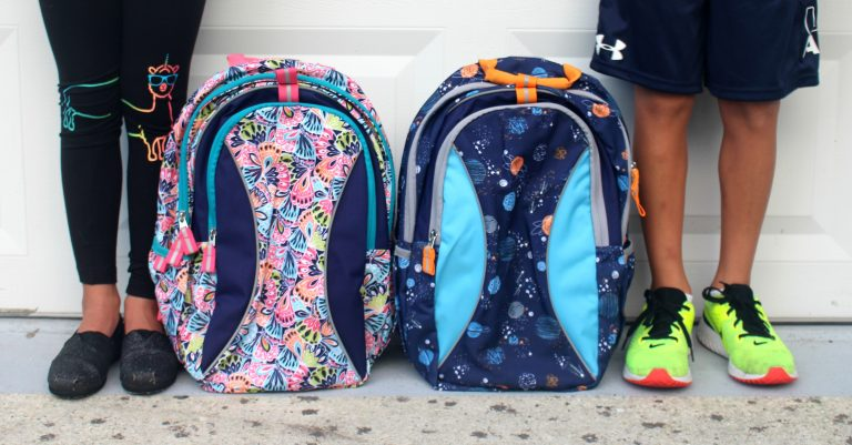 5 Easy Back To School Shopping Tips Every Mom Should Know About!