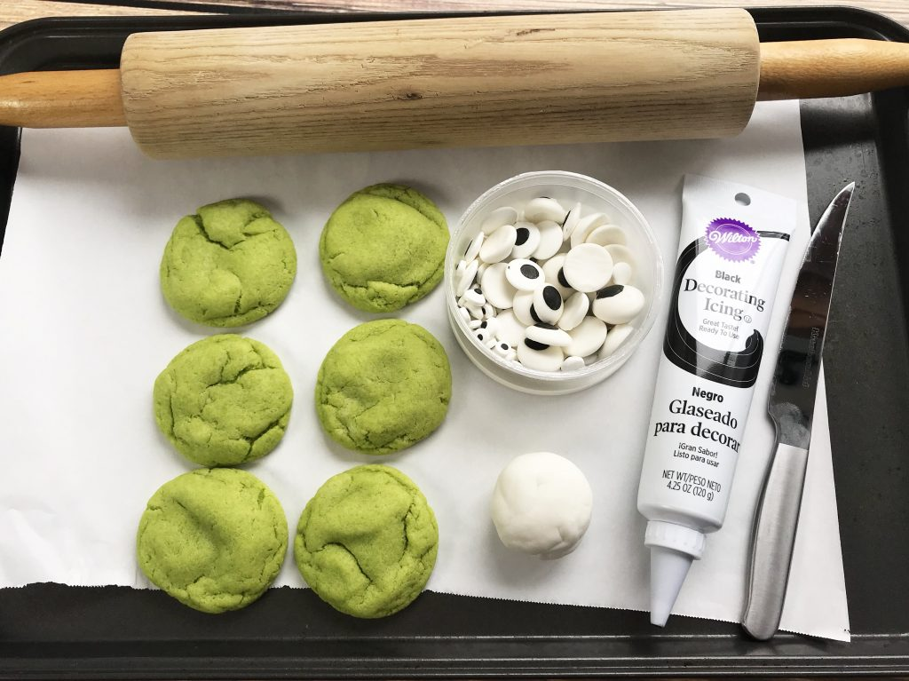 Hulk Cookies Ingredients