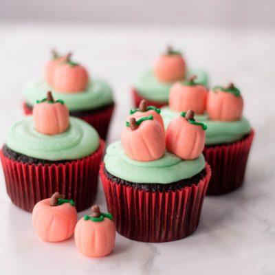 Pumpkin Patch Cupcake Recipe for Fall