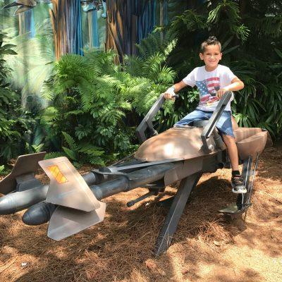 Star Wars at Disney World Hollywood Studios