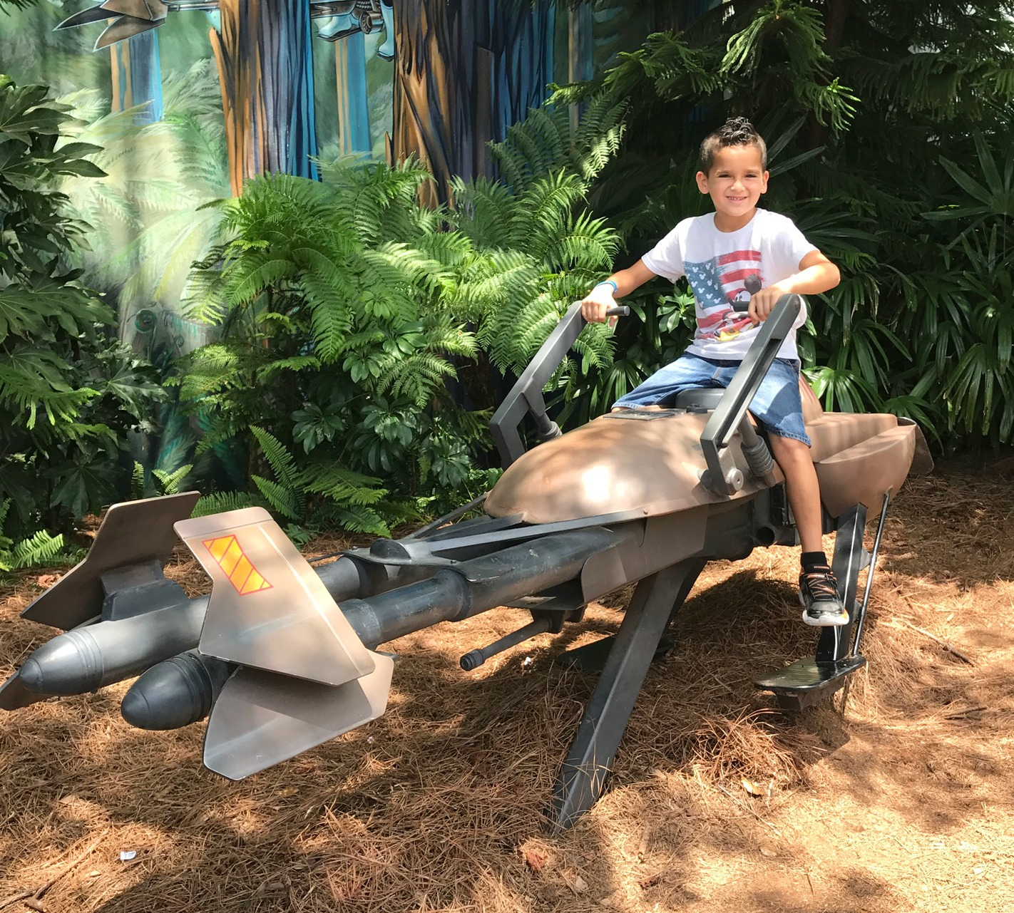 Star Wars at Disney World Hollywood Studios