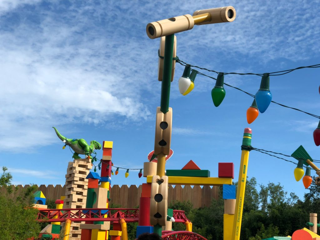 Toy Story Land Orlando Guide