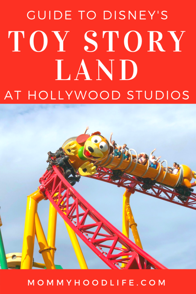 Disney's Toy Story Land Guide
