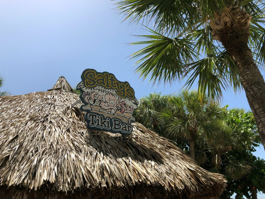 TradeWinds Island Grand Resorts Tiki Bar St. Pete