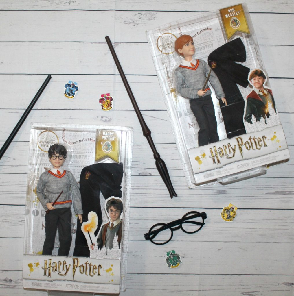 new harry potter dolls at walmart