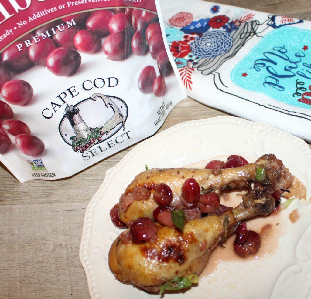 Cape Cod Cranberry Chicken Recipe