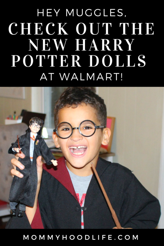 muggles harry potter dolls diy